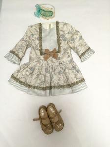 Vestido : Dolce Petit Zapatos: Zapatería Joven